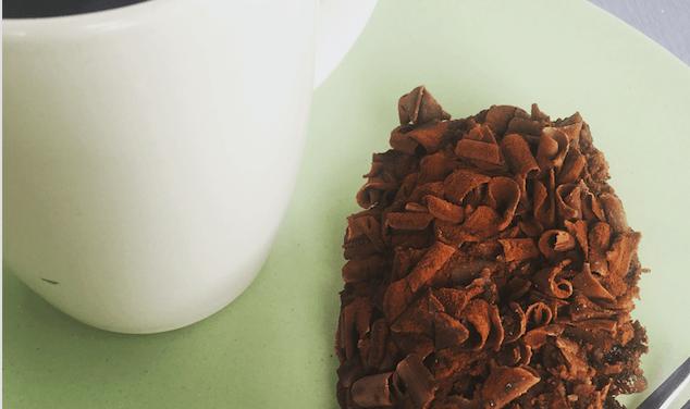 Gezonde chocoladetaart