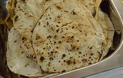 Hunza chapatti's