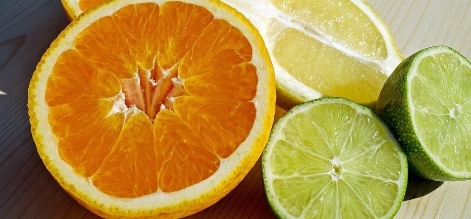Citrusfruit kun je 3 keer gebruiken