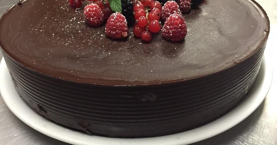 Chocoladecake zonder gluten en lactose