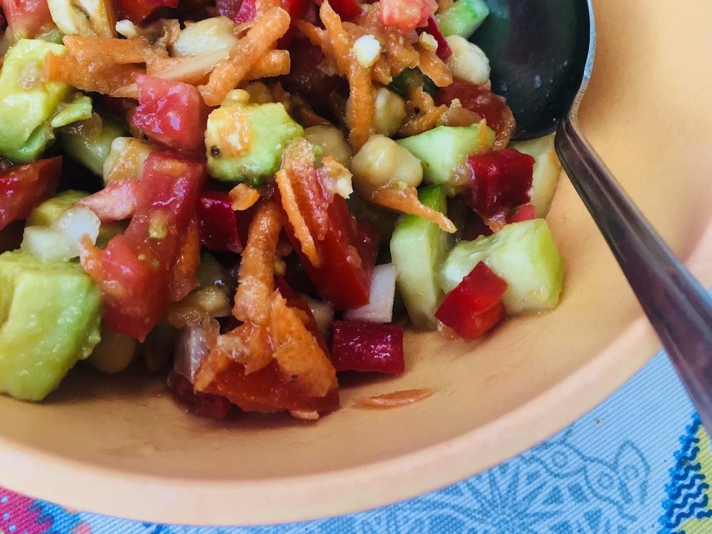 Spaanse salade